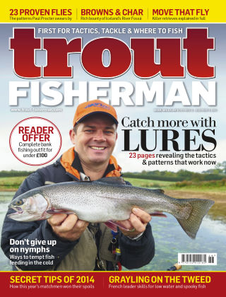 Trout Fisherman December 2014