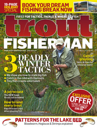 Trout Fisherman January 2015