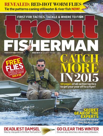 Trout Fisherman January 07, 2015 00:00