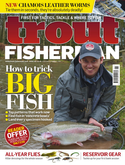Trout Fisherman February 04, 2015 00:00