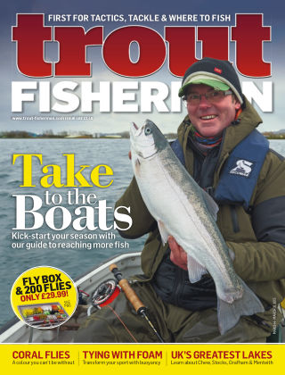 Trout Fisherman April 2015