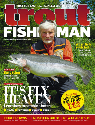 Trout Fisherman June 2015