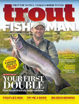 Trout Fisherman July 2015