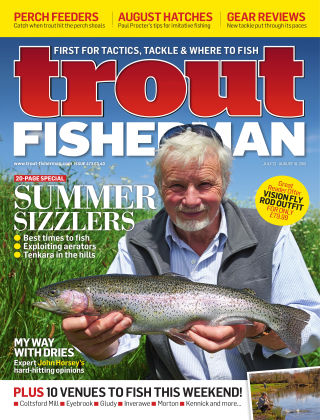 Trout Fisherman August 2015