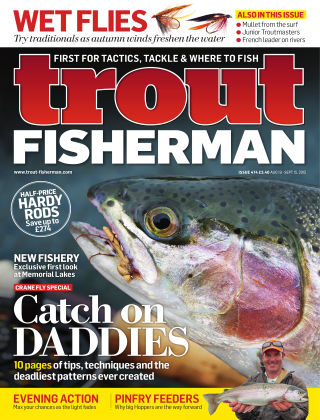 Trout Fisherman September 2015
