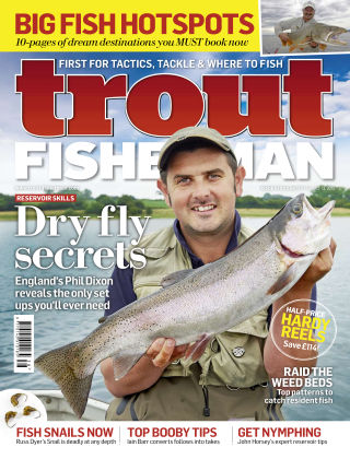 Trout Fisherman October 2015
