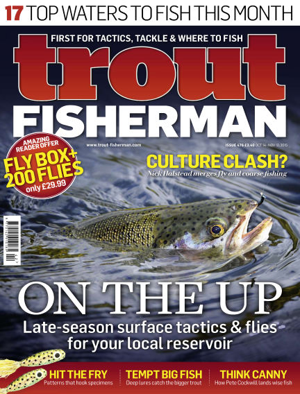Trout Fisherman October 14, 2015 00:00