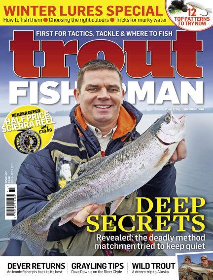 Trout Fisherman November 11, 2015 00:00