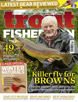 Trout Fisherman Dec - Jan 2016
