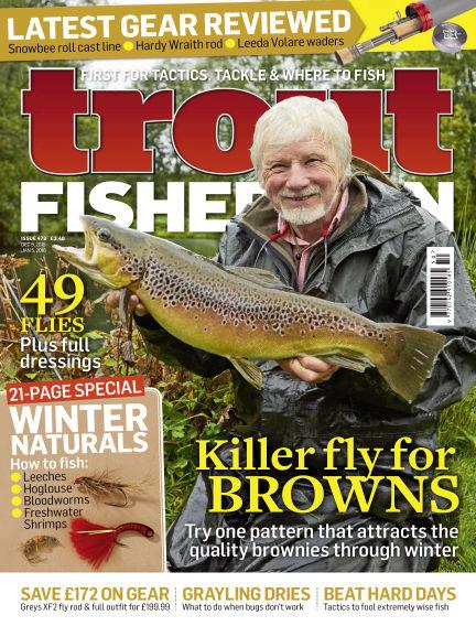 Trout Fisherman December 09, 2015 00:00