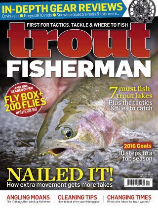 Trout Fisherman Jan - Feb 2016