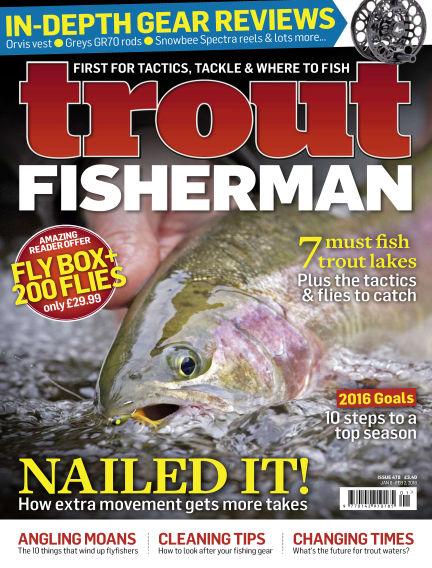 Trout Fisherman January 06, 2016 00:00