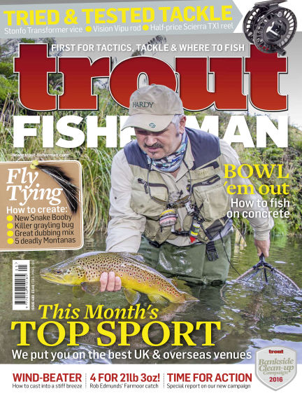 Trout Fisherman February 03, 2016 00:00