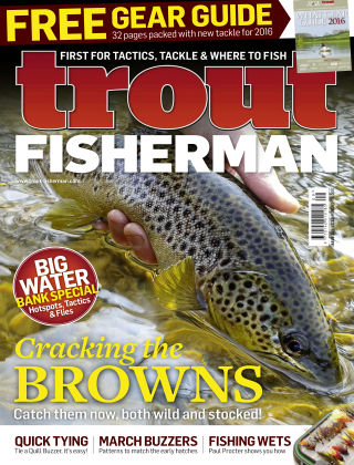 Trout Fisherman March 2016