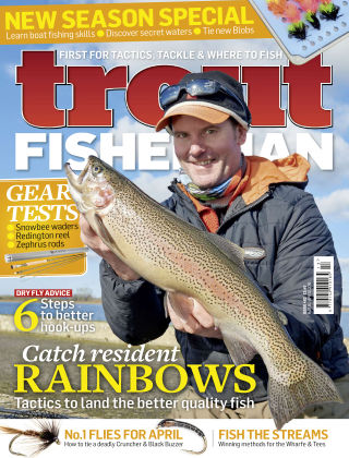 Trout Fisherman Mar - Apr 2016