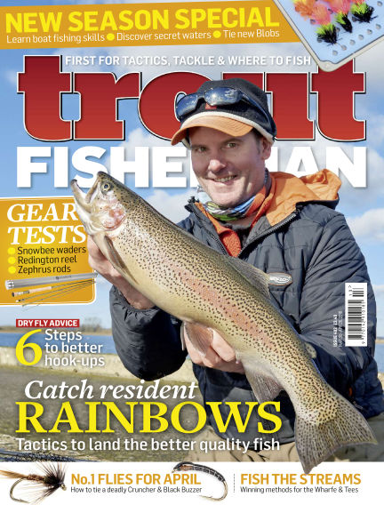Trout Fisherman March 30, 2016 00:00