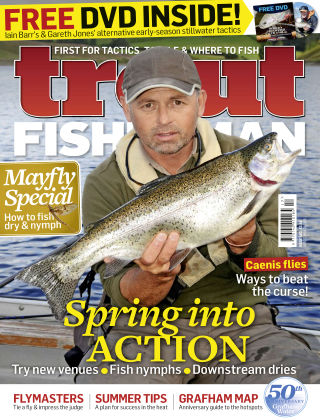 Trout Fisherman Apr - May 2016