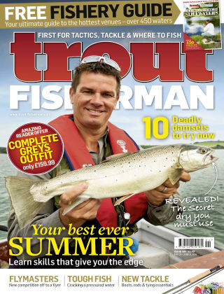 Trout Fisherman May - Jun 2016