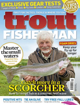 Trout Fisherman Jun - Jul 2016