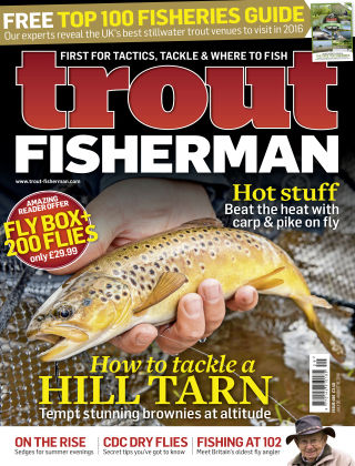 Trout Fisherman Jul - Aug 2016