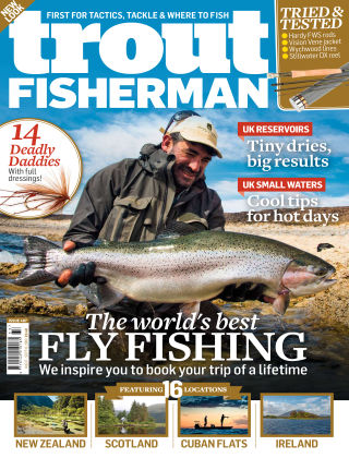 Trout Fisherman Aug - Sep 2016