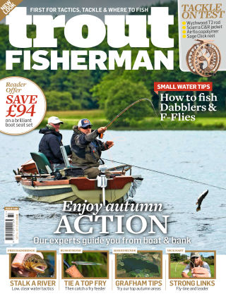 Trout Fisherman Sep - Oct 2016