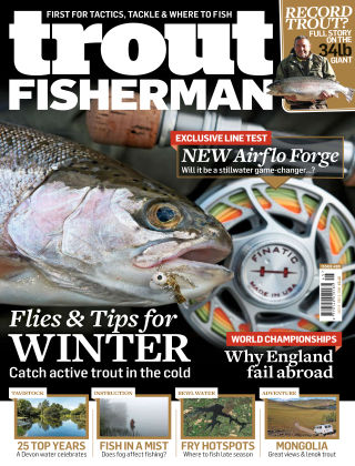 Trout Fisherman Nov - Dec 2016
