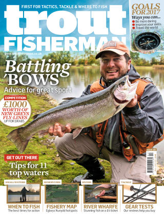 Trout Fisherman January 2017