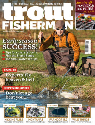 Trout Fisherman February 2017
