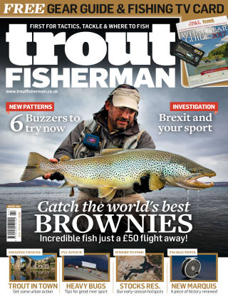 Trout Fisherman March 2017