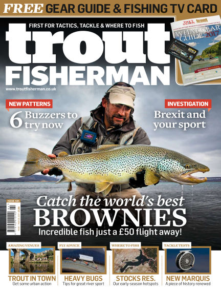 Trout Fisherman March 01, 2017 00:00
