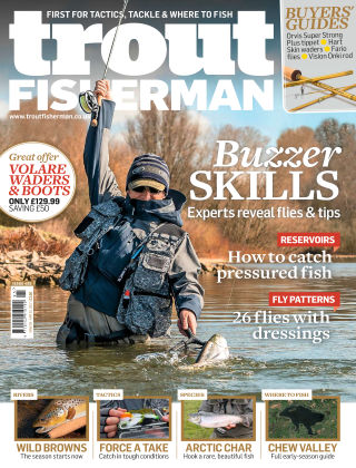 Trout Fisherman April 2017