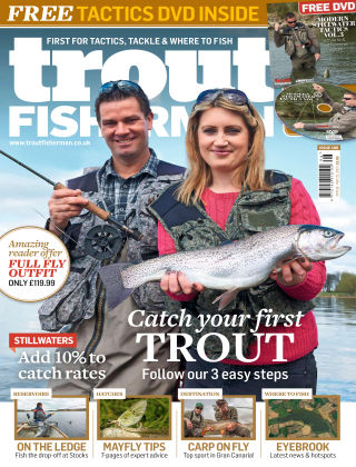 Trout Fisherman Issue 496