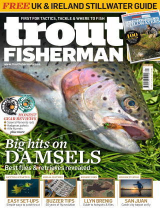 Trout Fisherman Issue 497