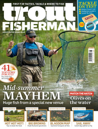Trout Fisherman Issue 498