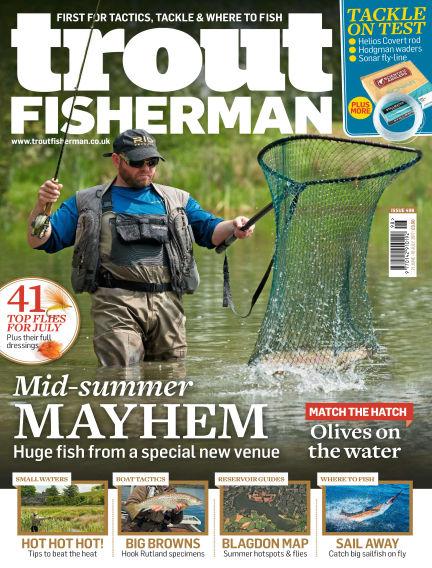 Trout Fisherman June 21, 2017 00:00