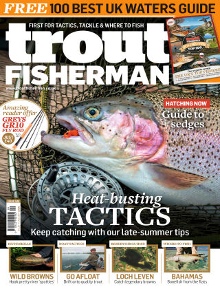 Trout Fisherman Issue 499