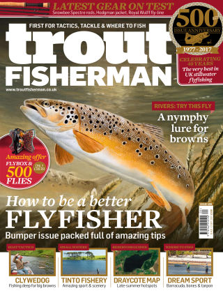 Trout Fisherman Issue 500