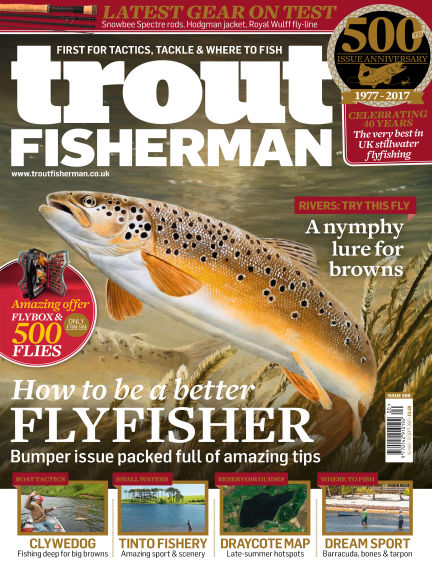 Trout Fisherman August 16, 2017 00:00