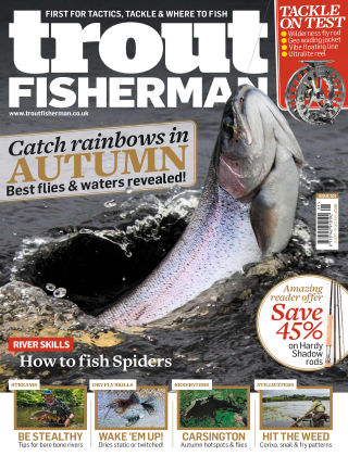 Trout Fisherman Issue 501