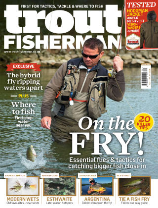 Trout Fisherman Issue 502