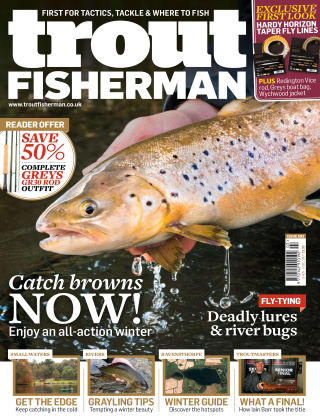 Trout Fisherman Issue 503