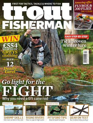 Trout Fisherman Issue 504
