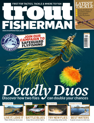 Trout Fisherman Issue 505