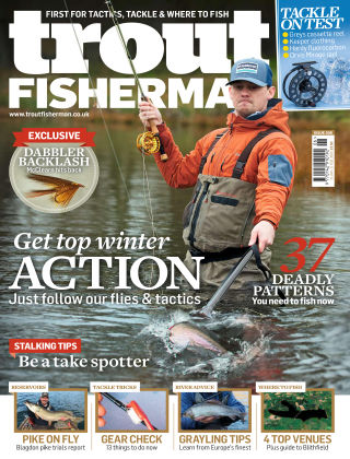Trout Fisherman Issue 506