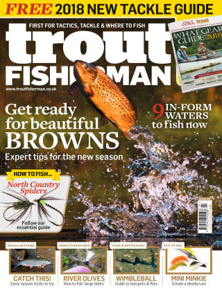 Trout Fisherman Issue 507