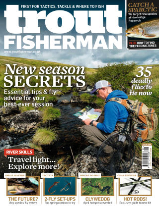Trout Fisherman Issue 508