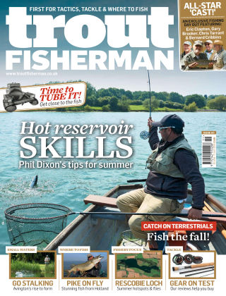 Trout Fisherman Issue 511