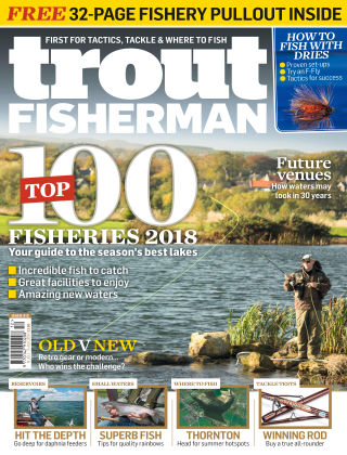 Trout Fisherman Issue 512