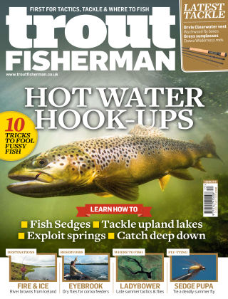 Trout Fisherman Issue 513